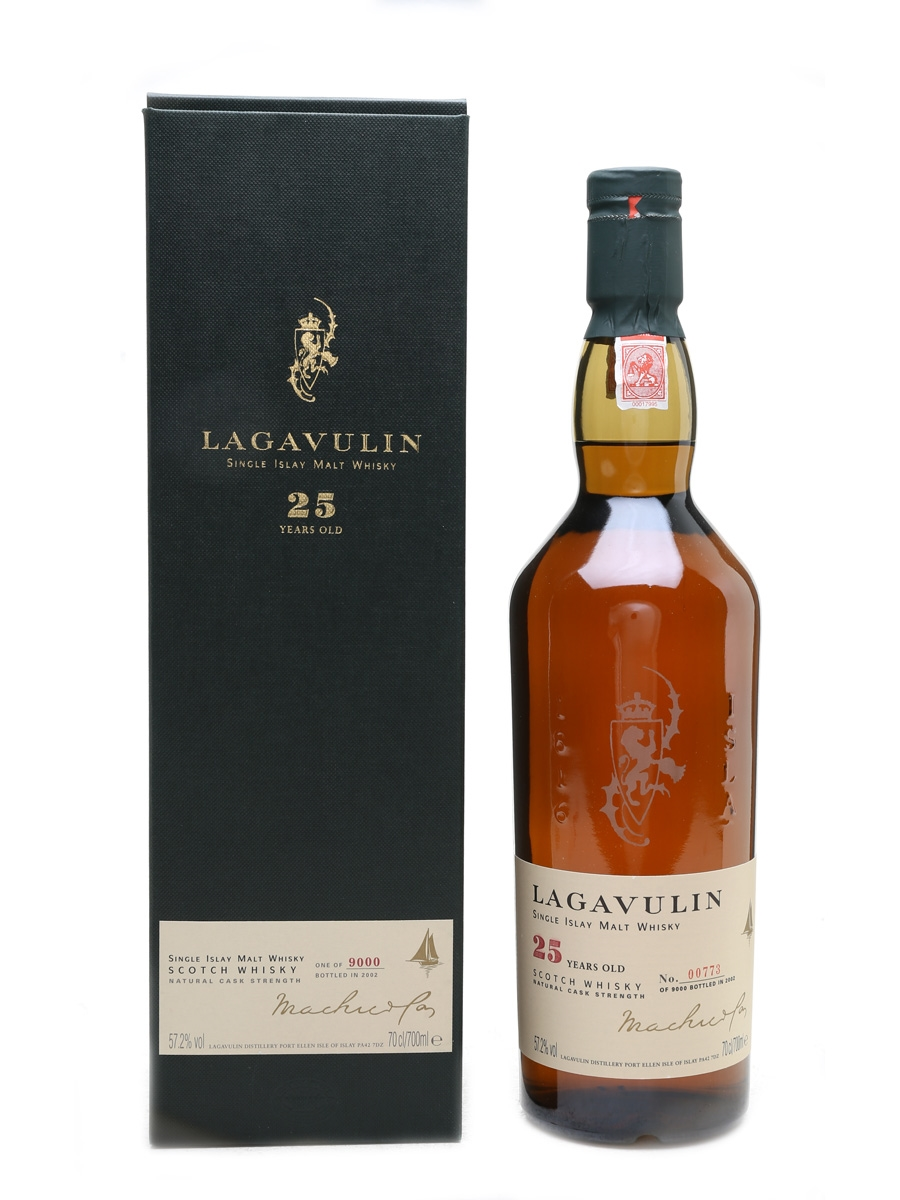 Lagavulin 25 Year Old Special Releases 2002 70cl / 57.2%