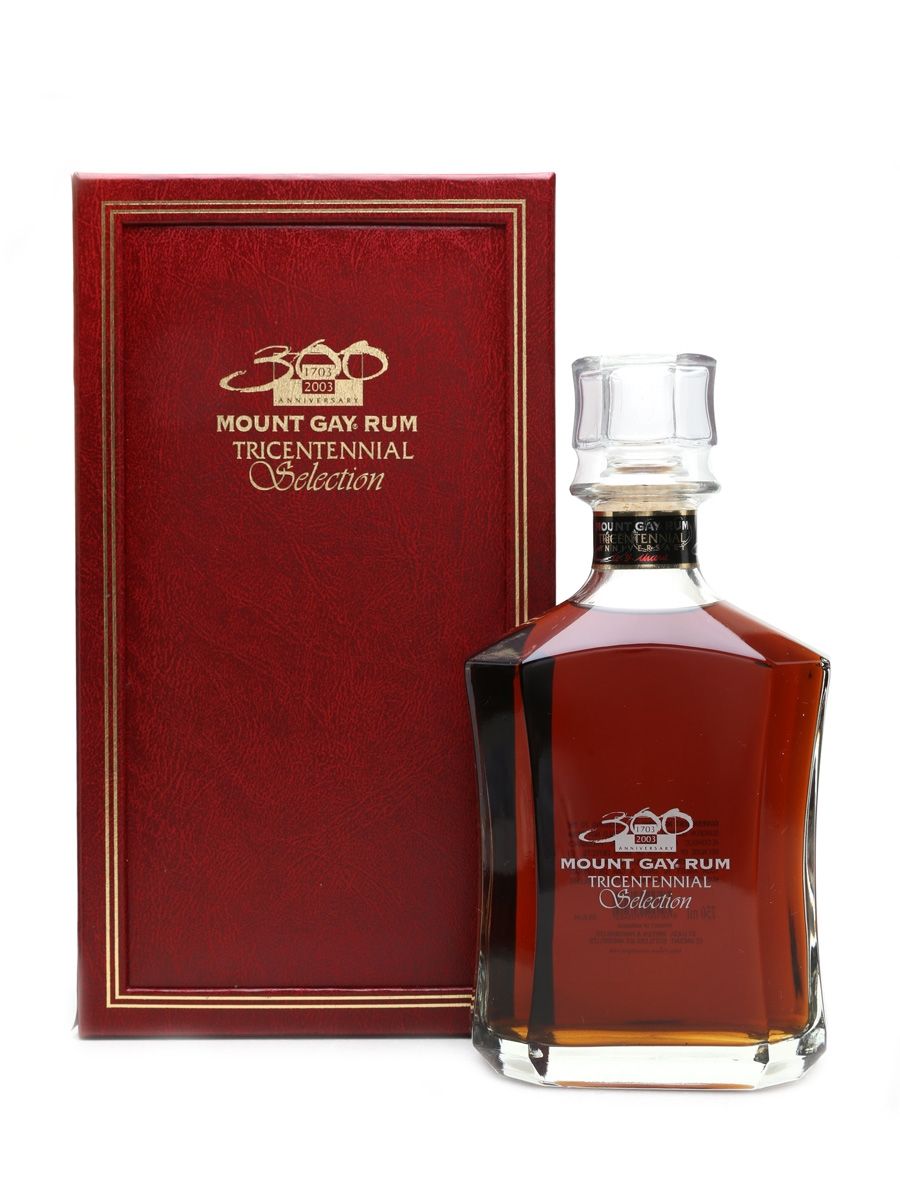 Mount Gay Tricentennial Selection Rum 1969, 1974, 1976 75cl / 43%