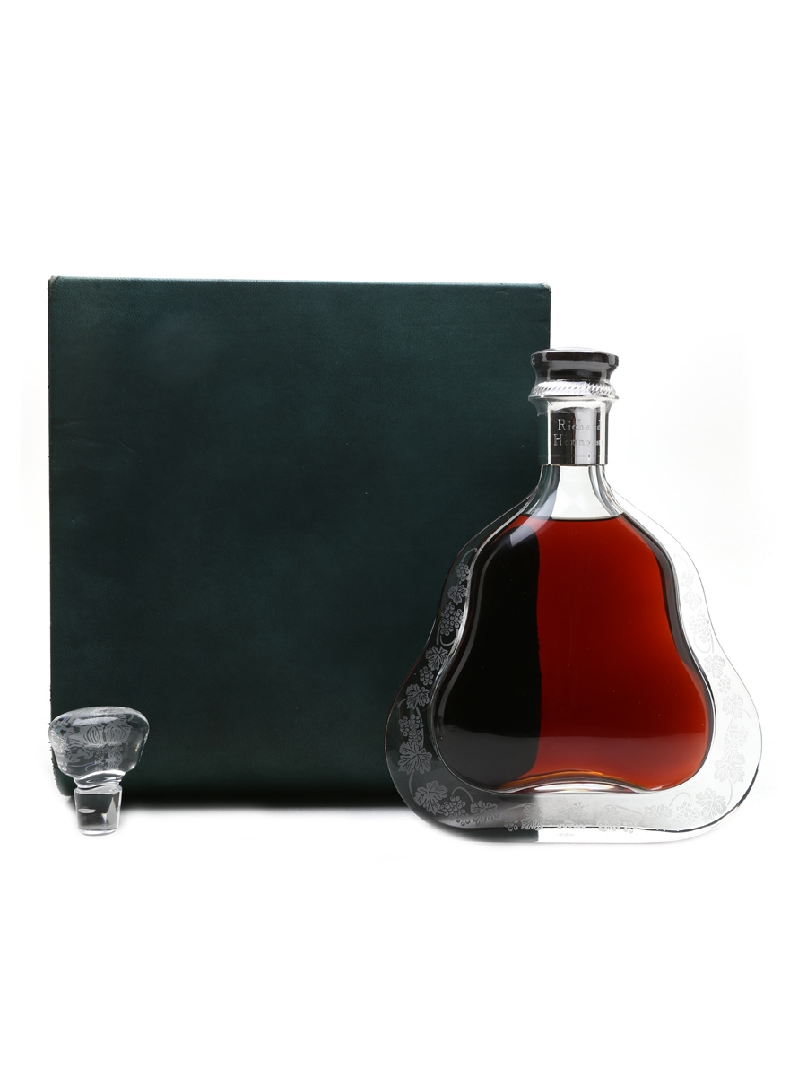 Richard Hennessy Cognac Baccarat Crystal Decanter 70cl / 40%
