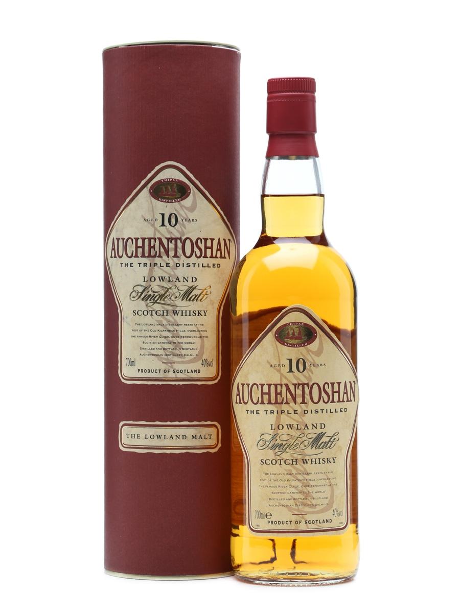 Auchentoshan 10 Years Old Old Presetation 70cl / 40%