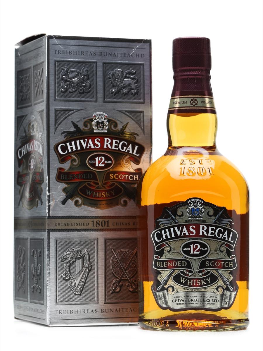 Chivas Regal 12 Years Old 70cl