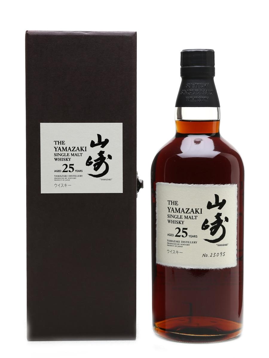 Yamazaki 25 Years Old  70cl / 43%