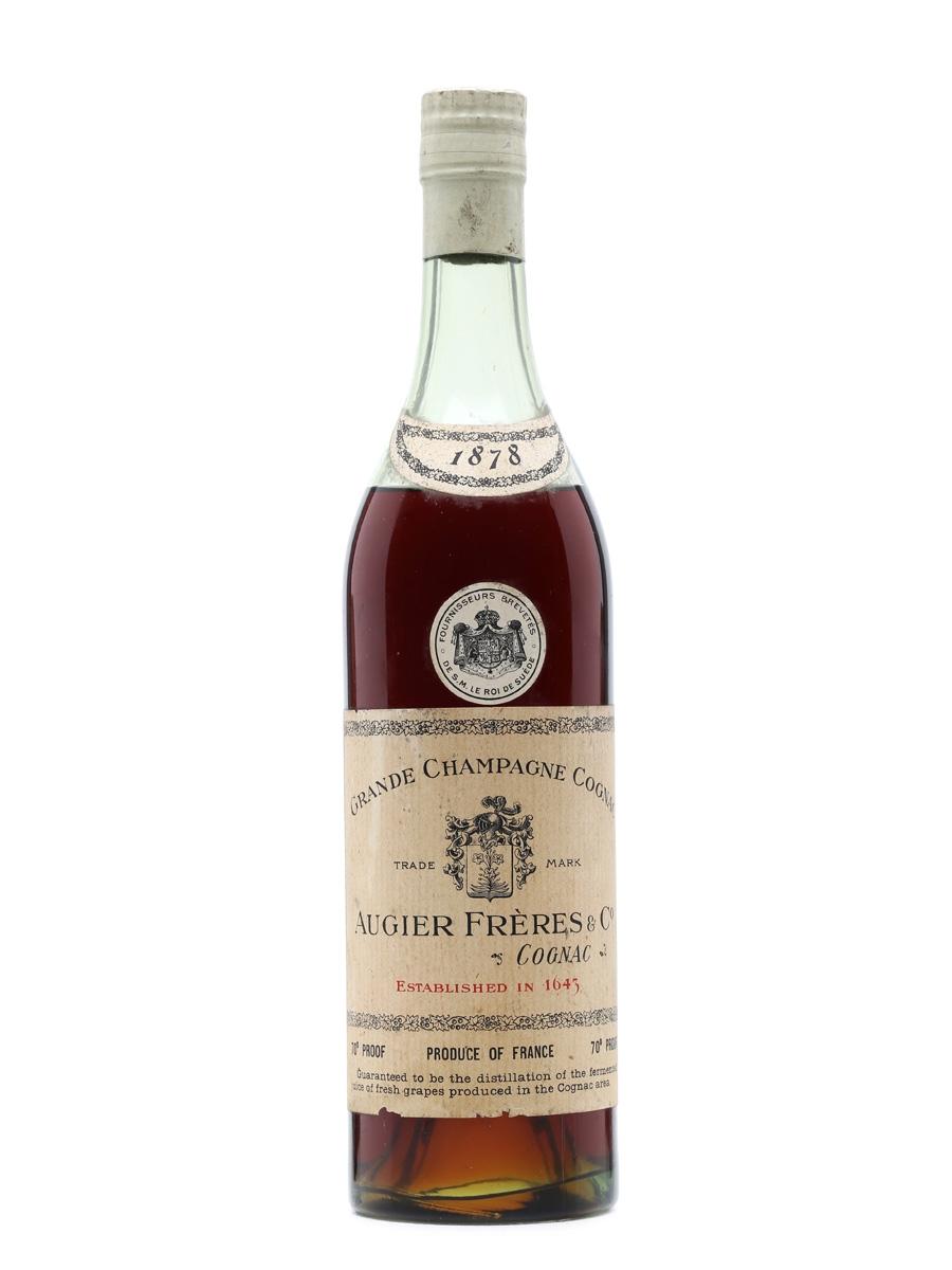 Augier Freres Cognac 1878 75cl 40%