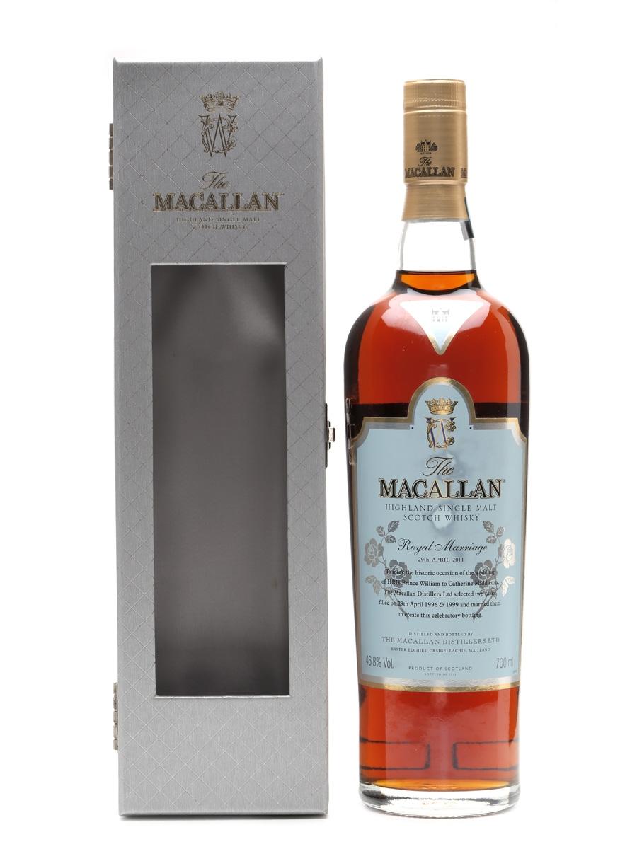 Macallan Royal Marriage 70cl