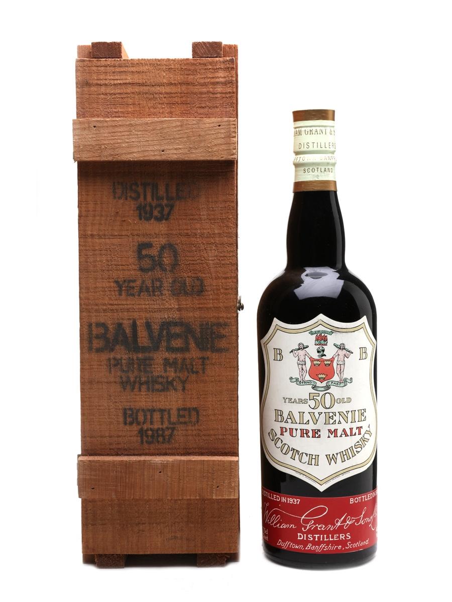 Balvenie 1937 50 Year Old 75cl / 42%