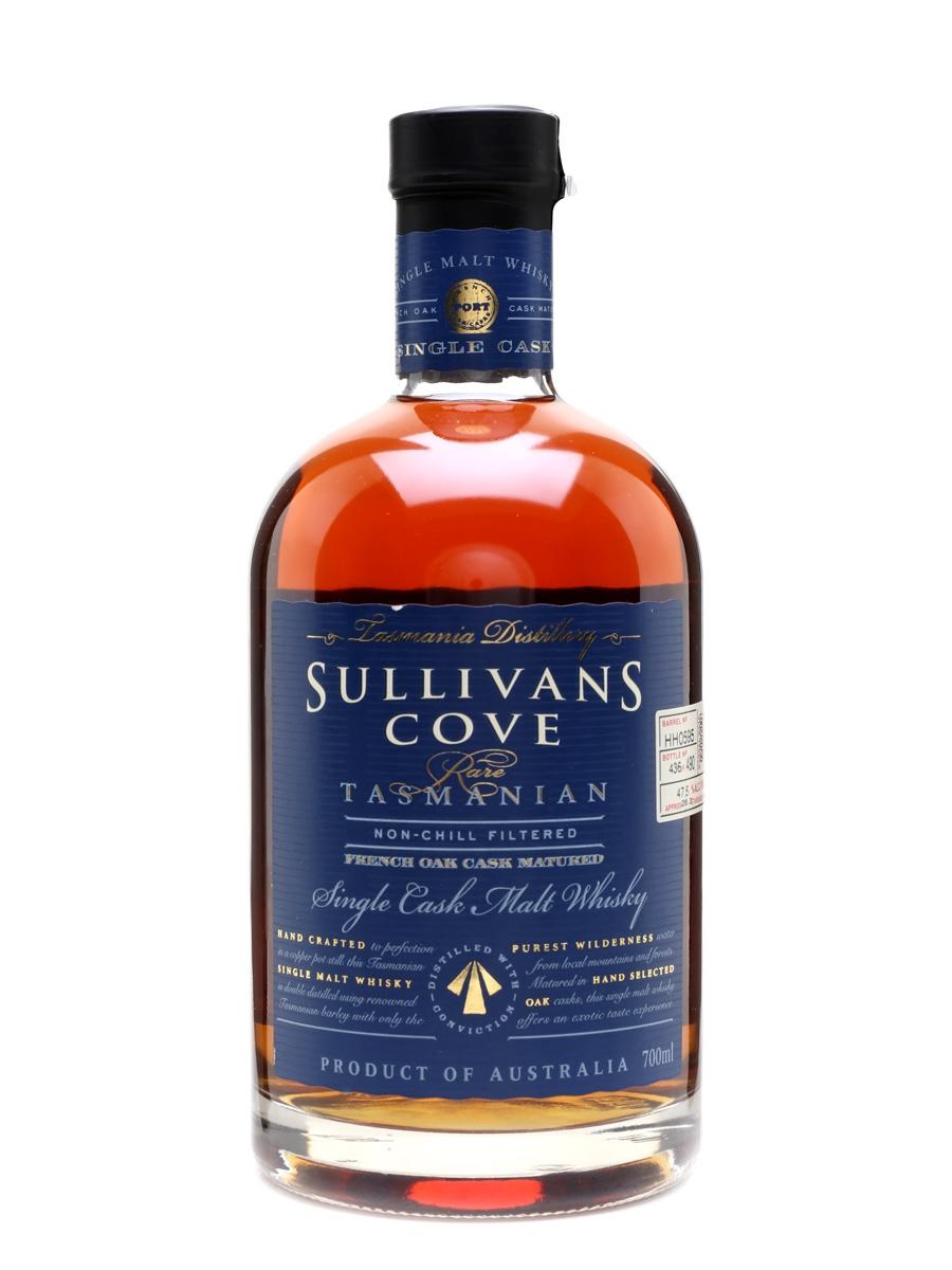 Sullivans Cove 2001 Single Cask Bottled 2015 70cl / 47.5%
