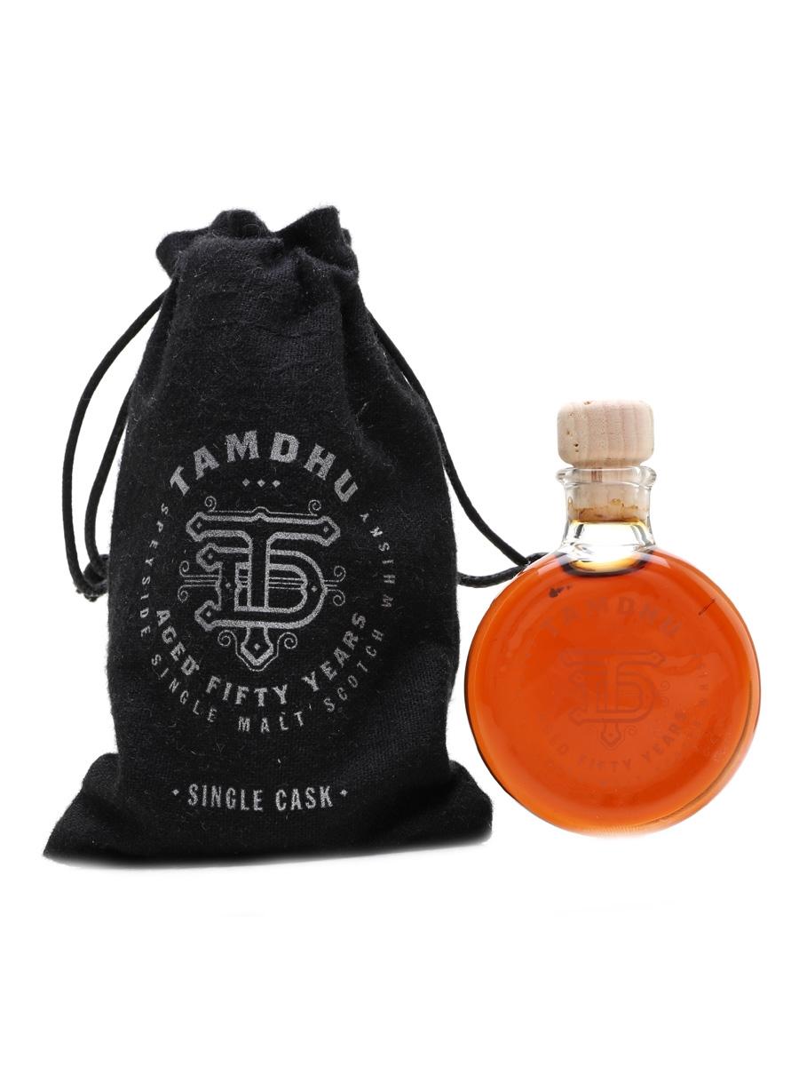 Tamdhu 50 Year Old Miniature 3cl / 40%