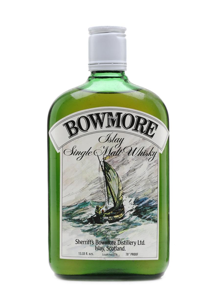 Bowmore Bottled 1960s - Sherriff's Bowmore 37.8cl / 40%