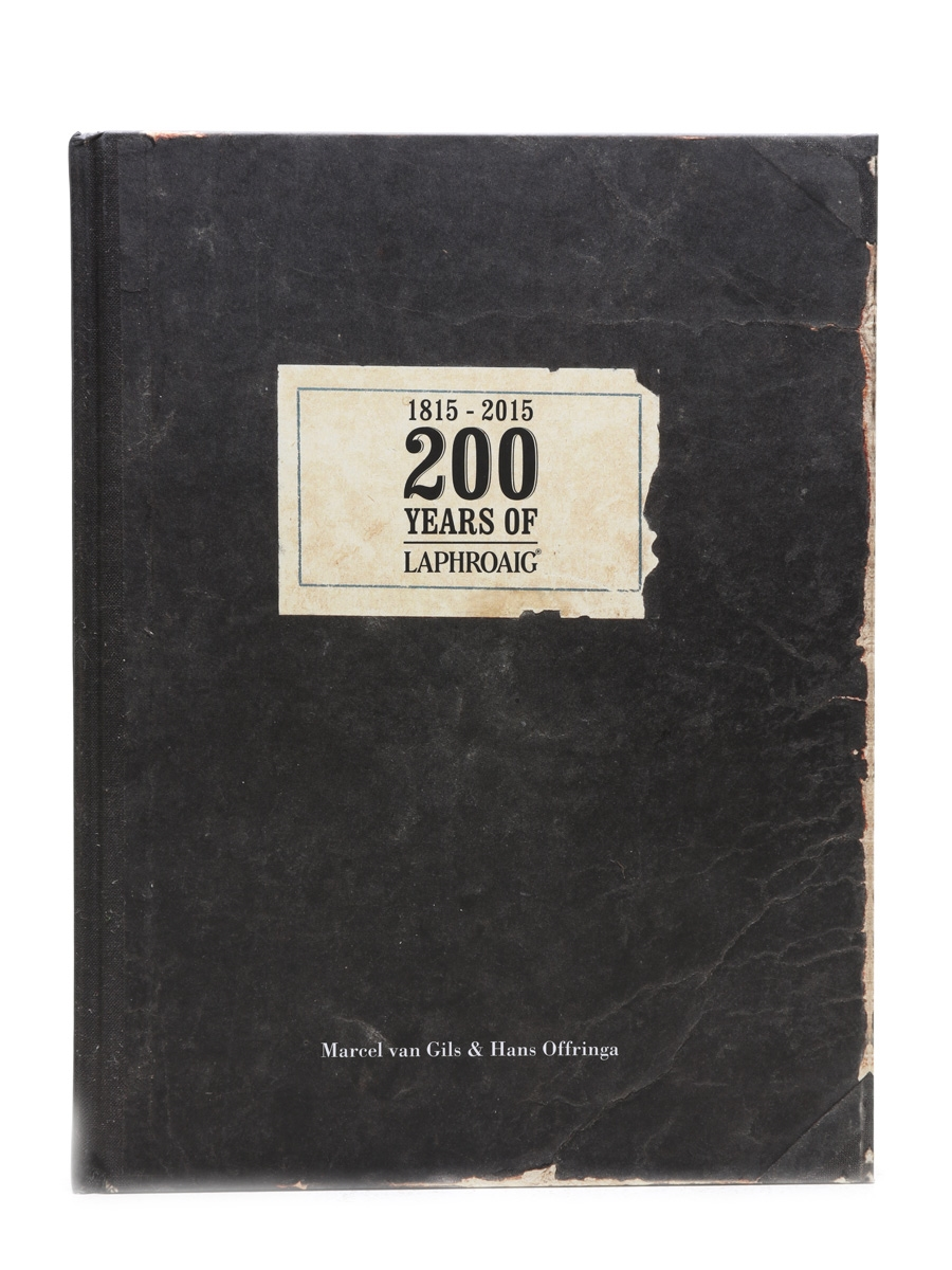 200 Years Of Laphroaig First Edition