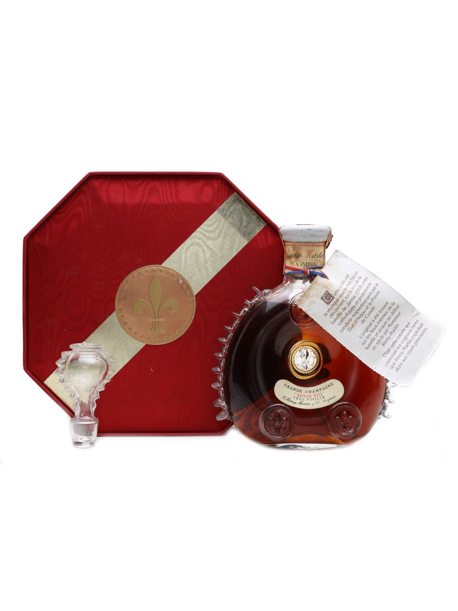 Remy Martin Louis XIII Cognac Bottled 1970s 70cl / 40%