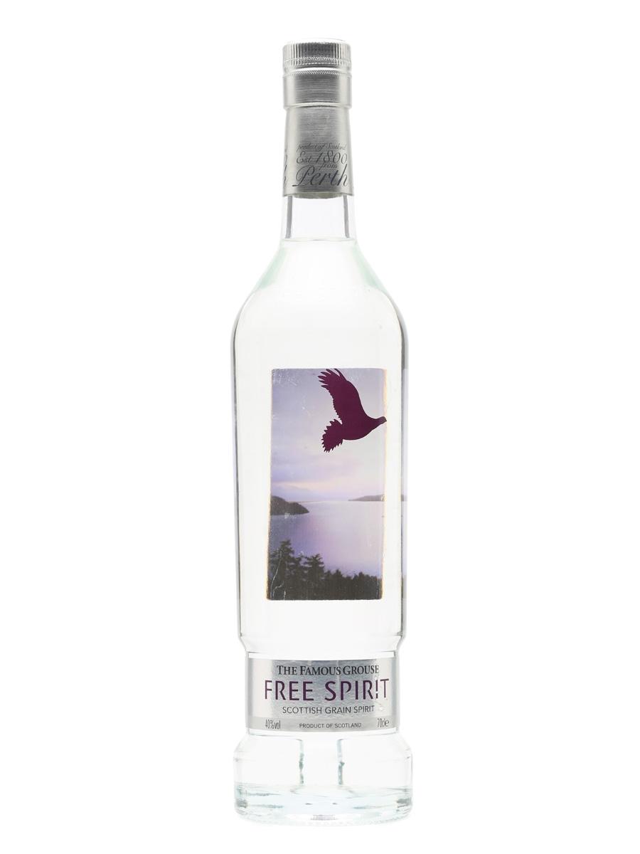 Famous Grouse Grain Spirit Free Spirit 70cl