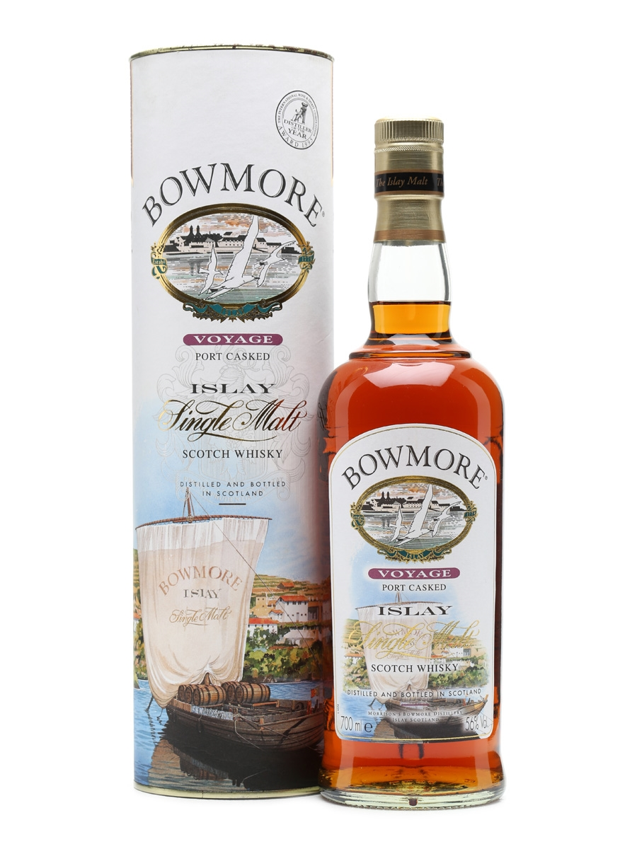 Bowmore Voyage Port Cask 70cl
