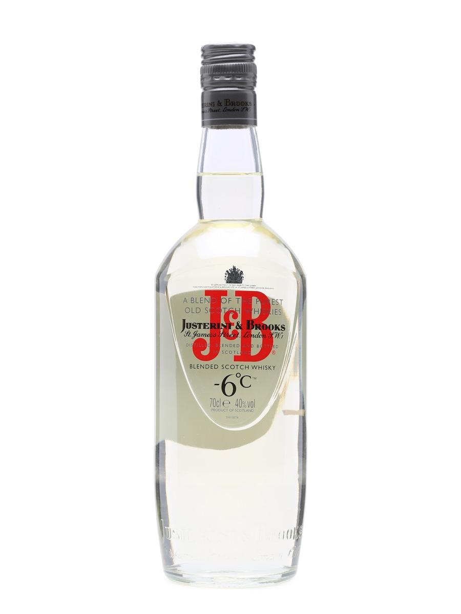 J&B Blended -6 C 70cl