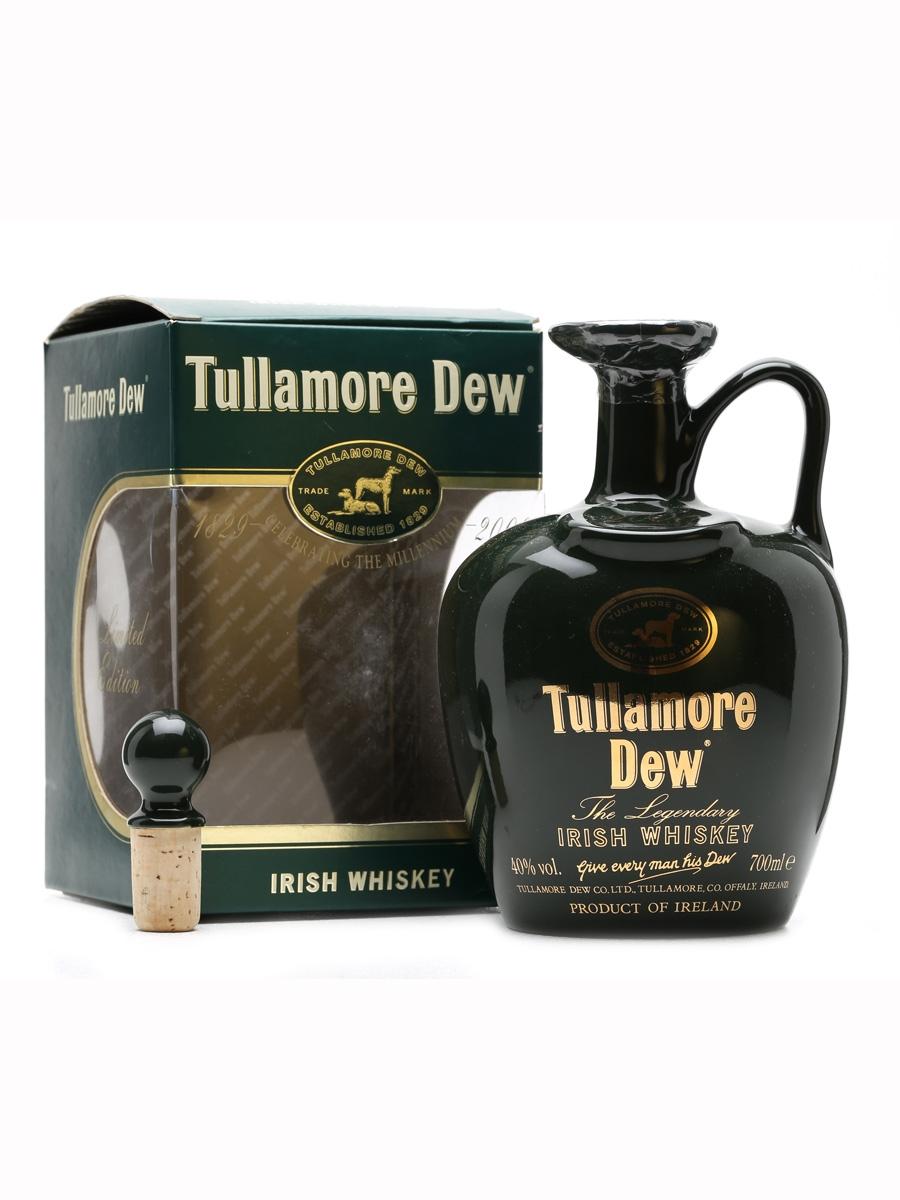 Tullamore Dew 2000 Millennium Decanter 70cl / 40%