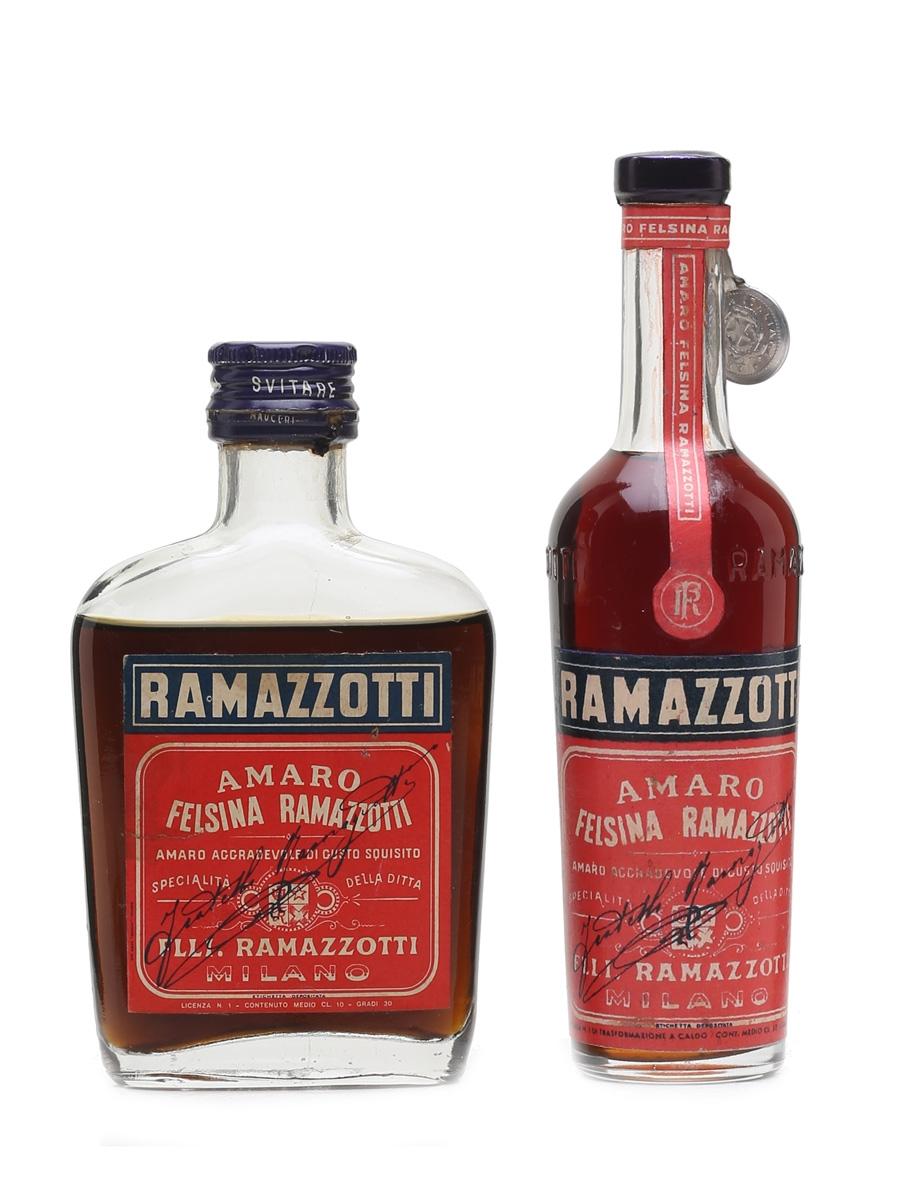 Ramazzotti Amaro  2 x 10cl / 30%