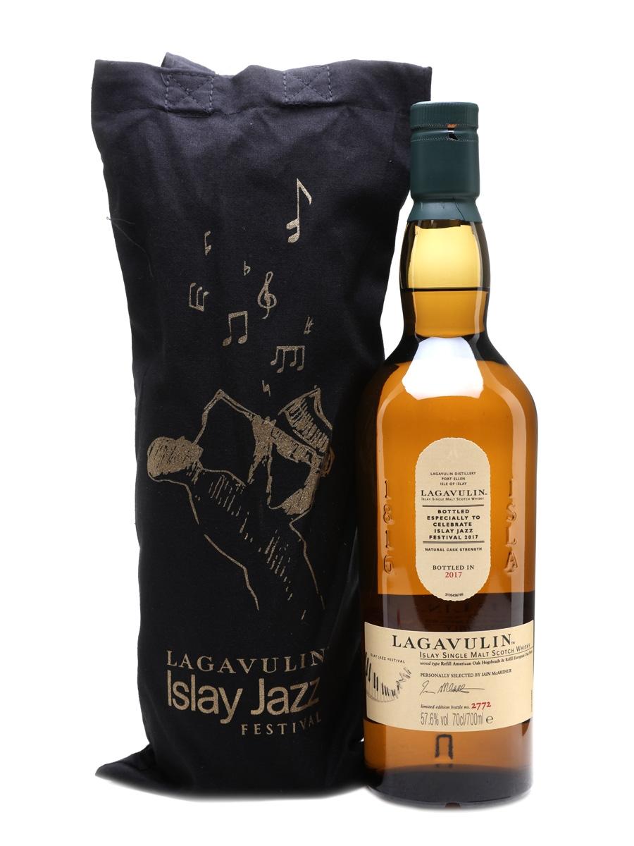 Lagavulin Islay Jazz Festival 2017  70cl / 57.6%