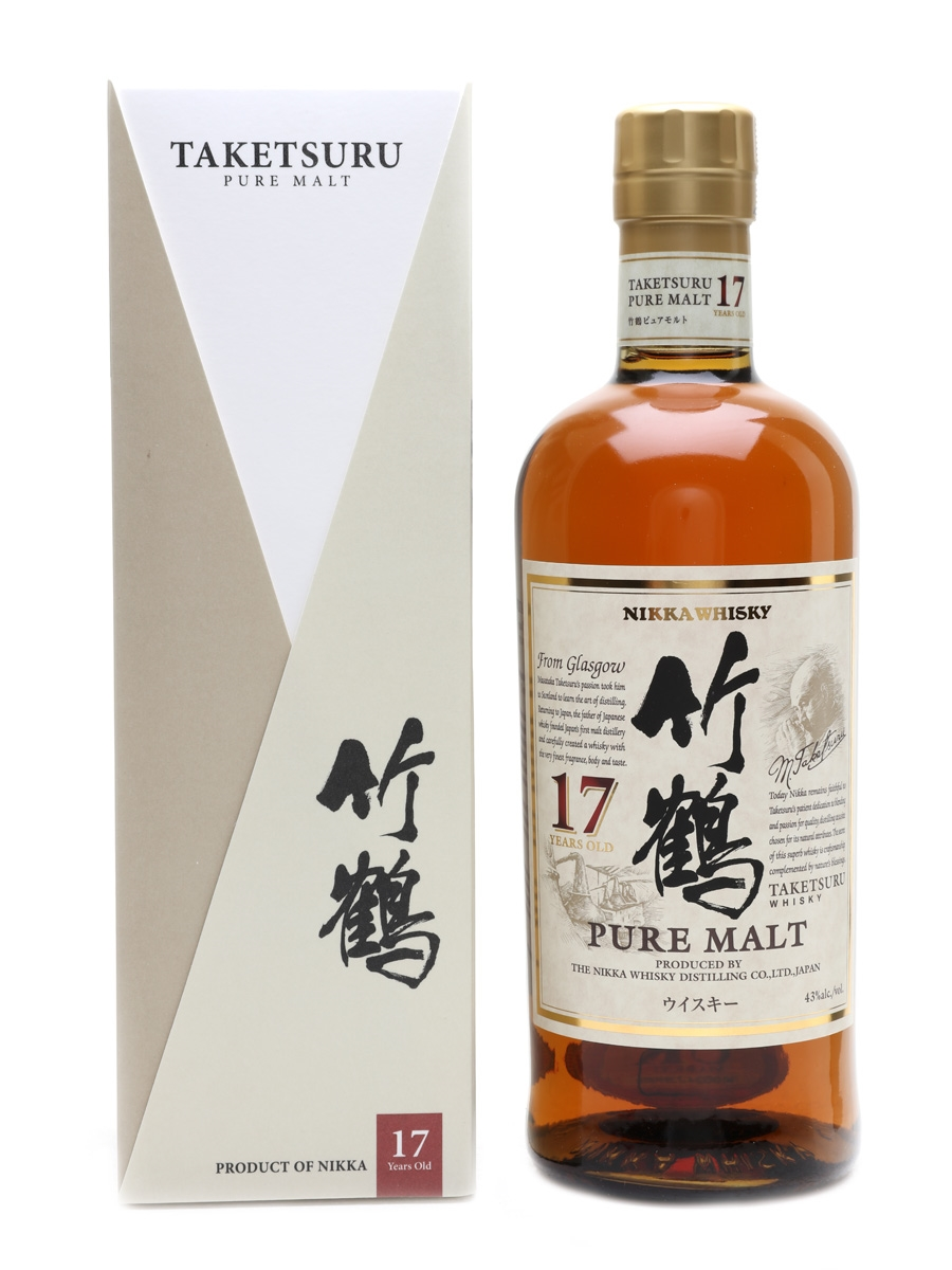 Taketsuru Pure Malt 17 Year Old  70cl / 43%