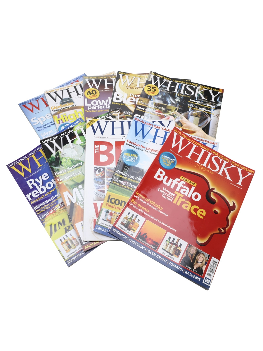 Whisky Magazine Issues 61 to 70