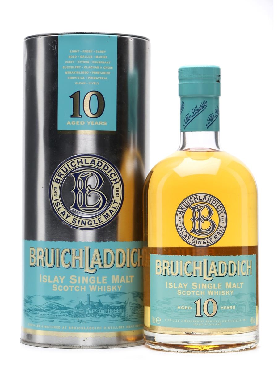Bruichladdich 10 Years Old Old Presentation 70cl