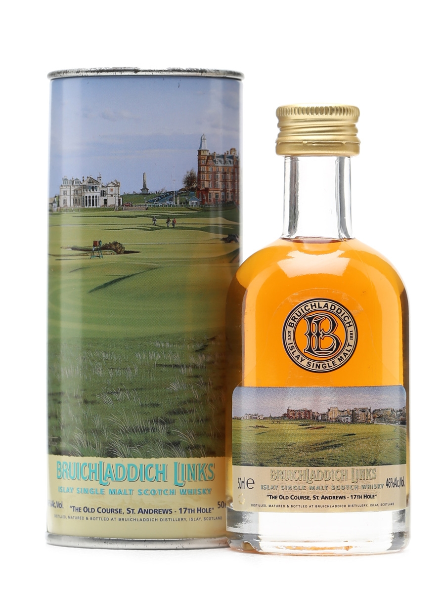 Bruichladdich Links 'The Old Course St. Andrews' Miniature