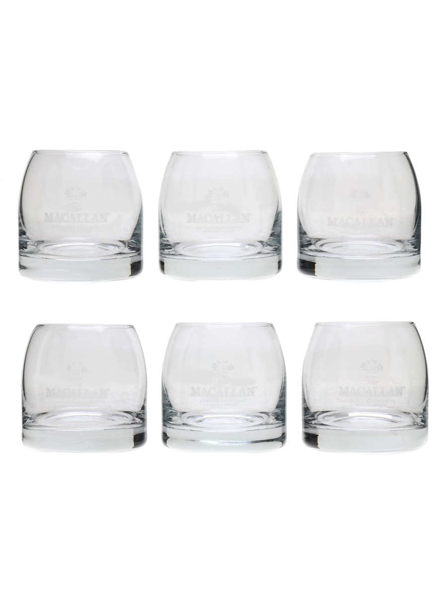 Macallan Whisky Glasses