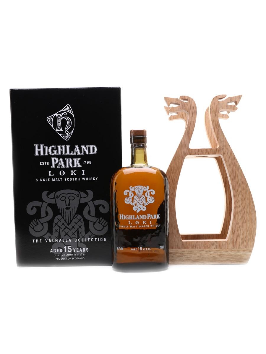 Highland Park Loki 15 Year Old Valhalla Collection 70cl / 48.7%