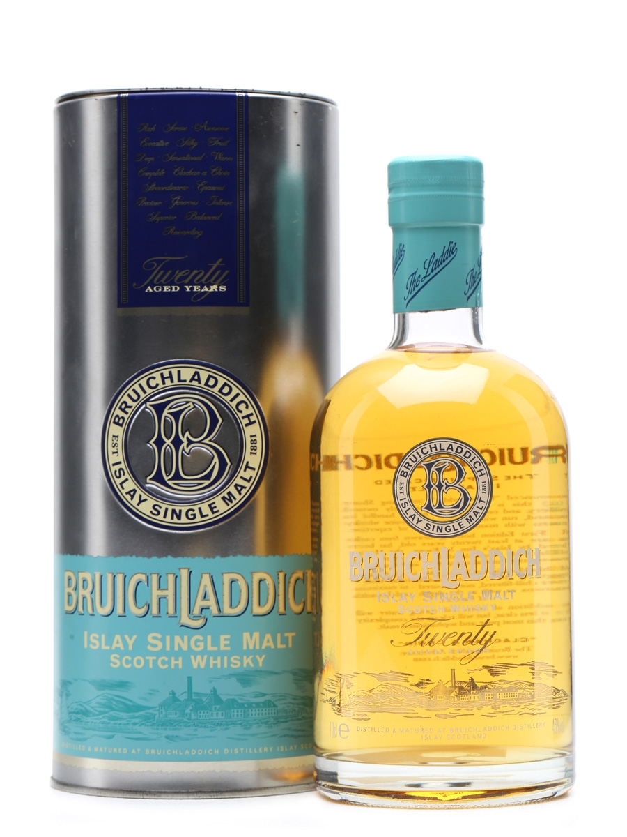 Bruichladdich 20 Years Old 1st Edition 70cl