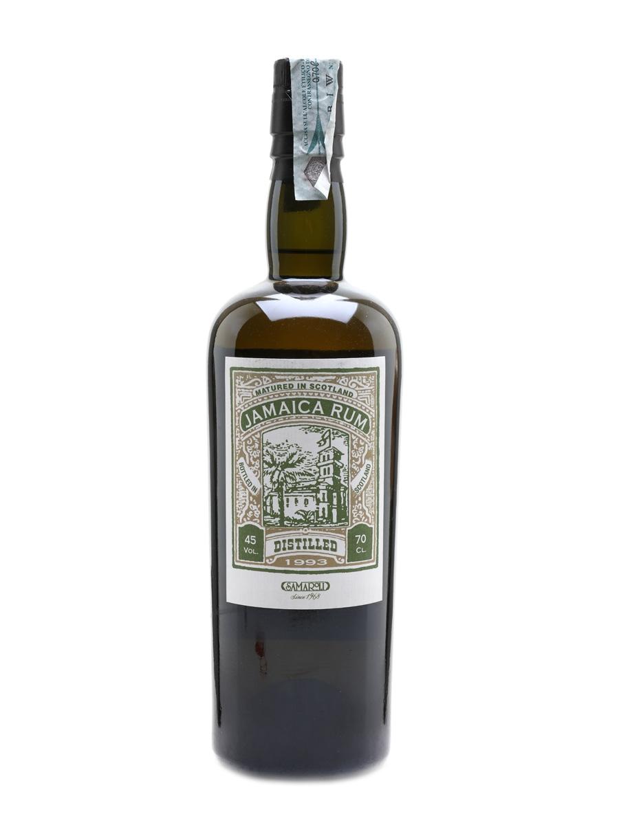 Samaroli 1993 Jamaica Rum Bottled 2011 70cl / 45%