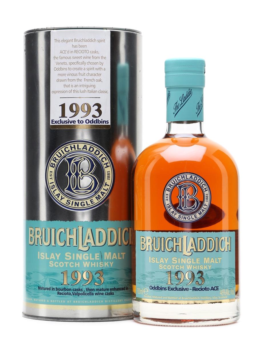Bruichladdich 1993 Oddbins Exclusive 70cl