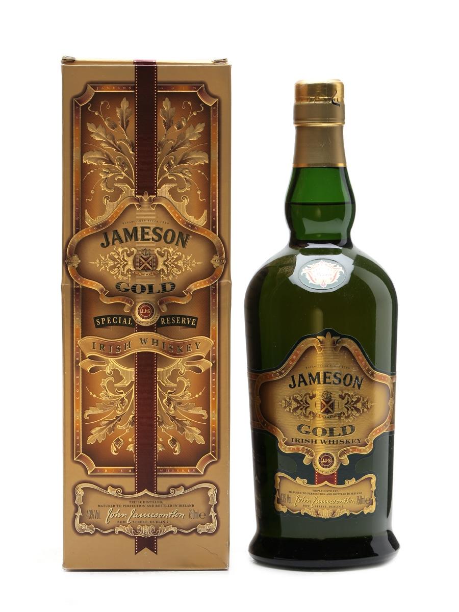 Jameson Gold Old Presentation 75cl