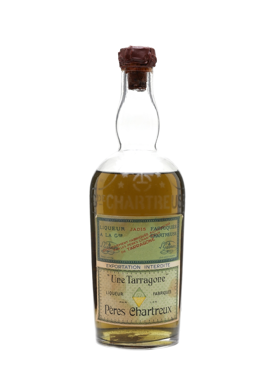 Chartreuse Green 1932-1935 Fourvoirie Second Period 50cl / 55%