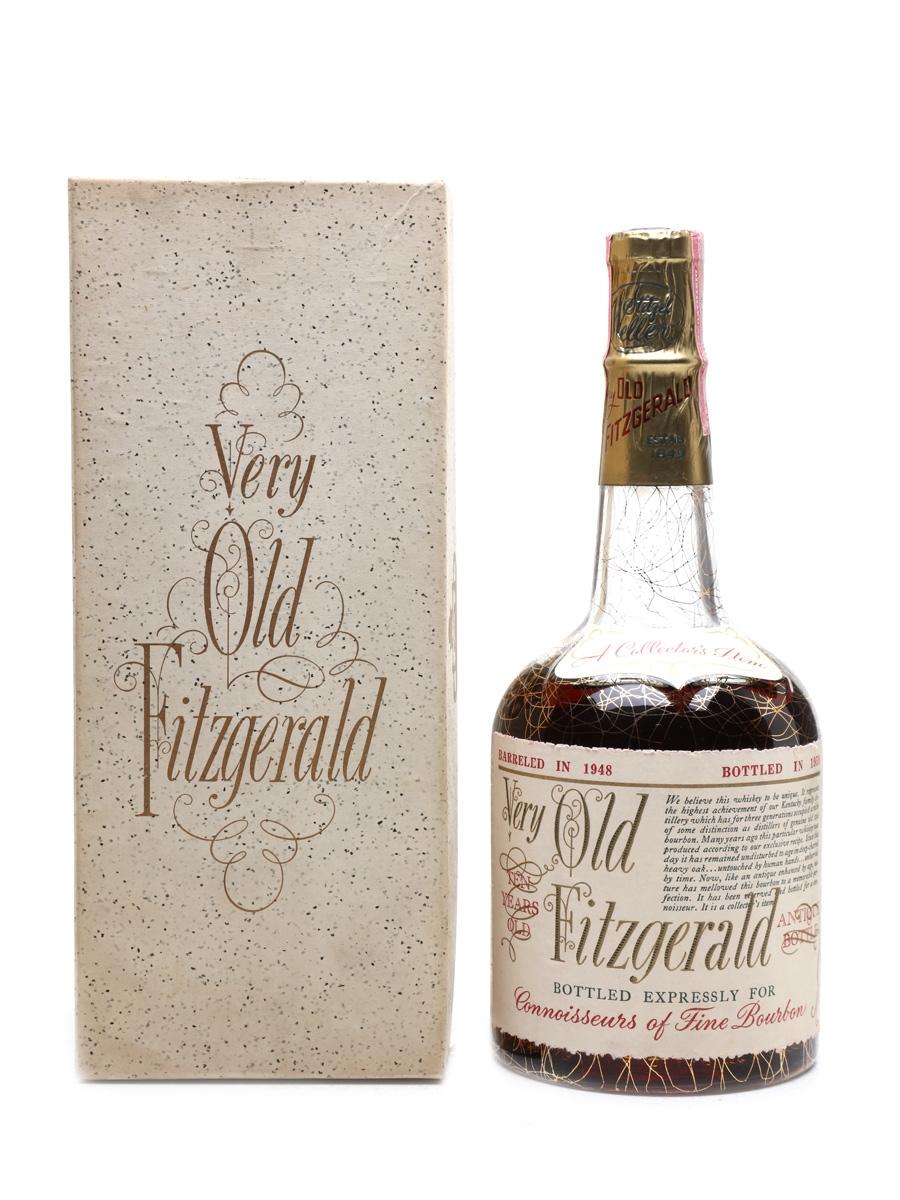 Very Old Fitzgerald 10 Year Old 1948 Stitzel-Weller - Bottled 1959 75cl / 50%