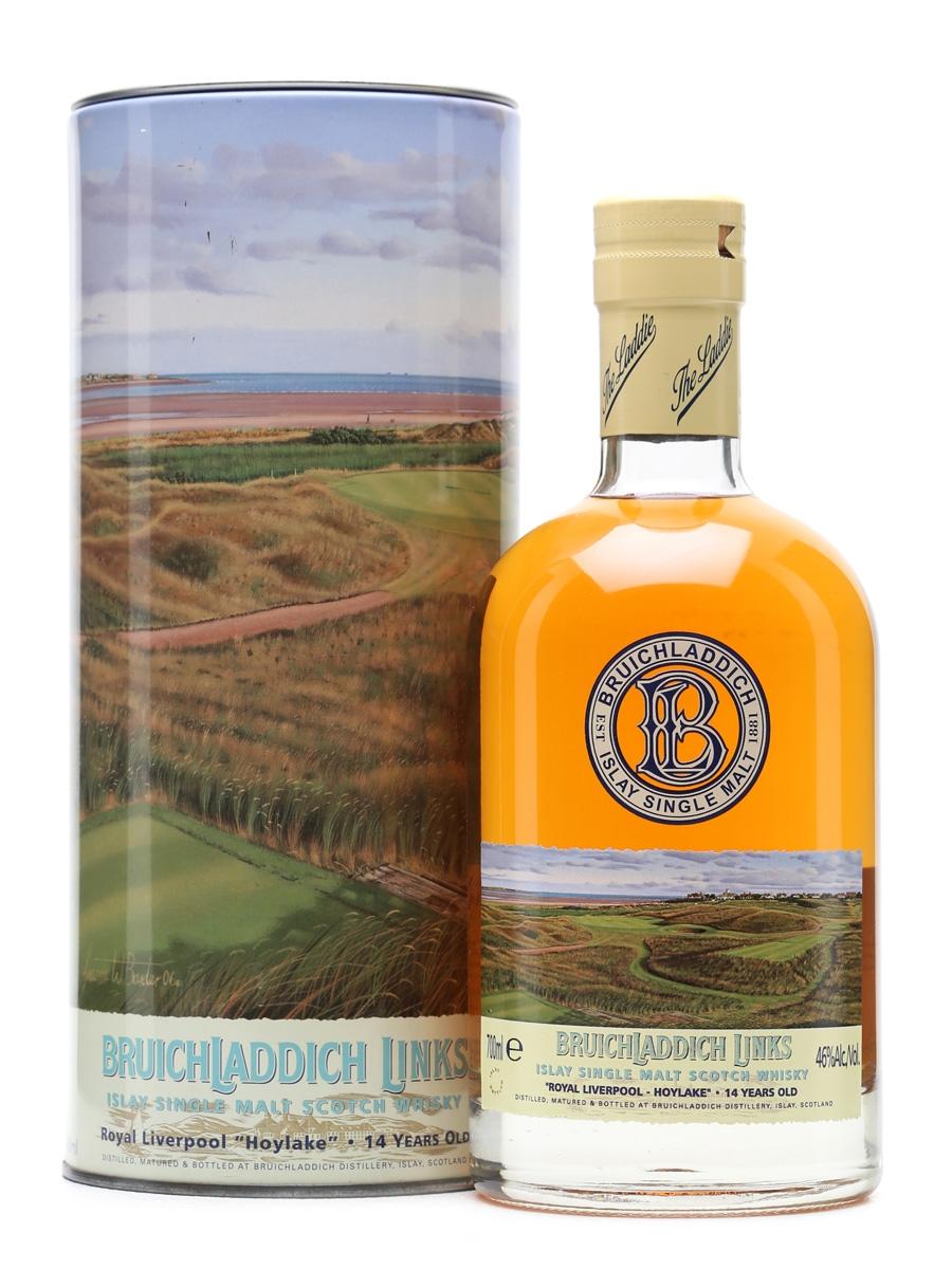 Bruichladdich Links Hoylake 14 Years Old 70cl / 46%