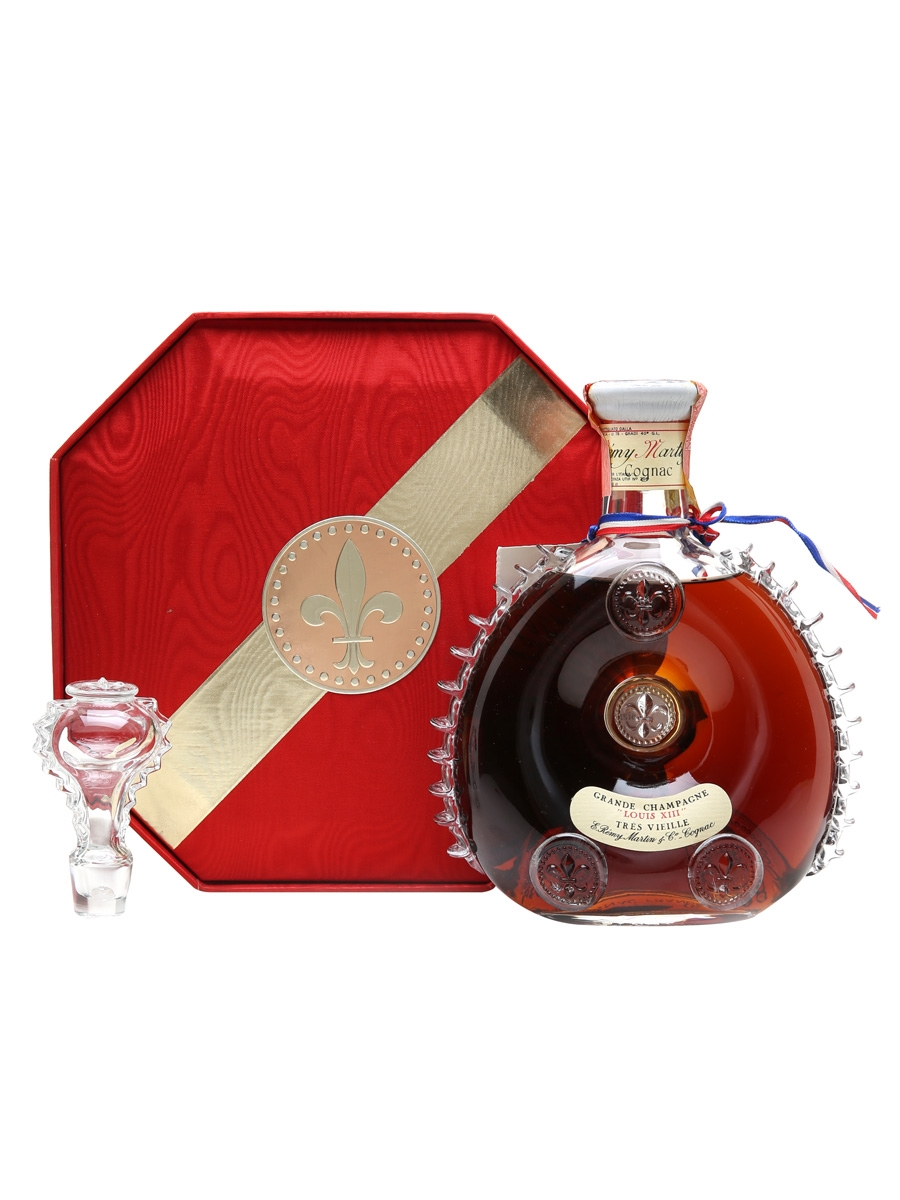 Remy Martin Louis XIII Bottled 1970s 75cl / 40%