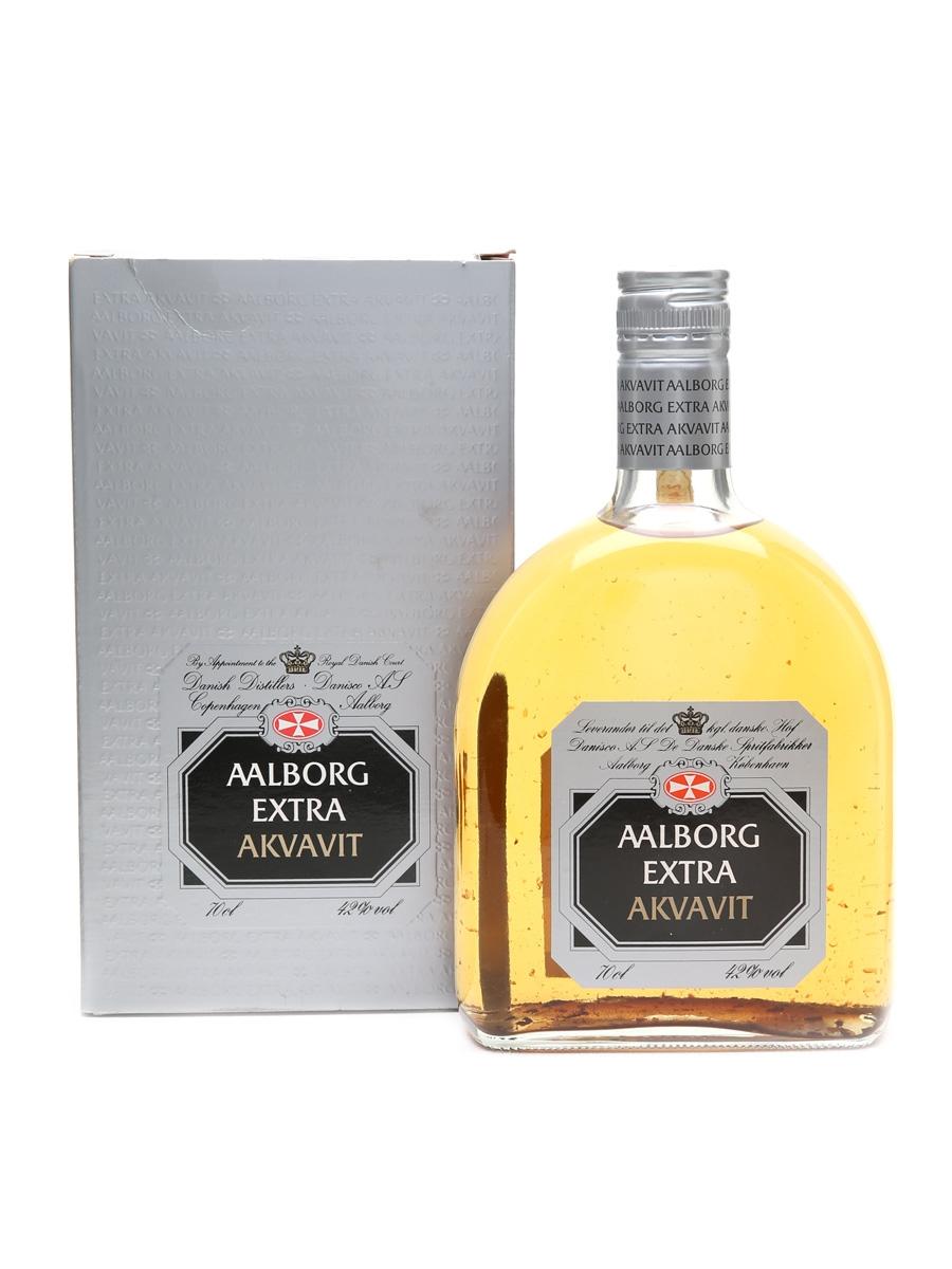 Aalborg Extra Akvavit Lot 25913 Whiskyauction Whisky Fine