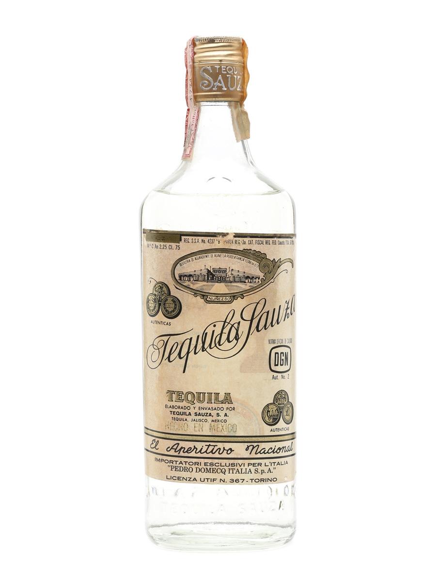 Sauza Tequila Bottled 1960s - Pedro Domecq 75cl / 44%