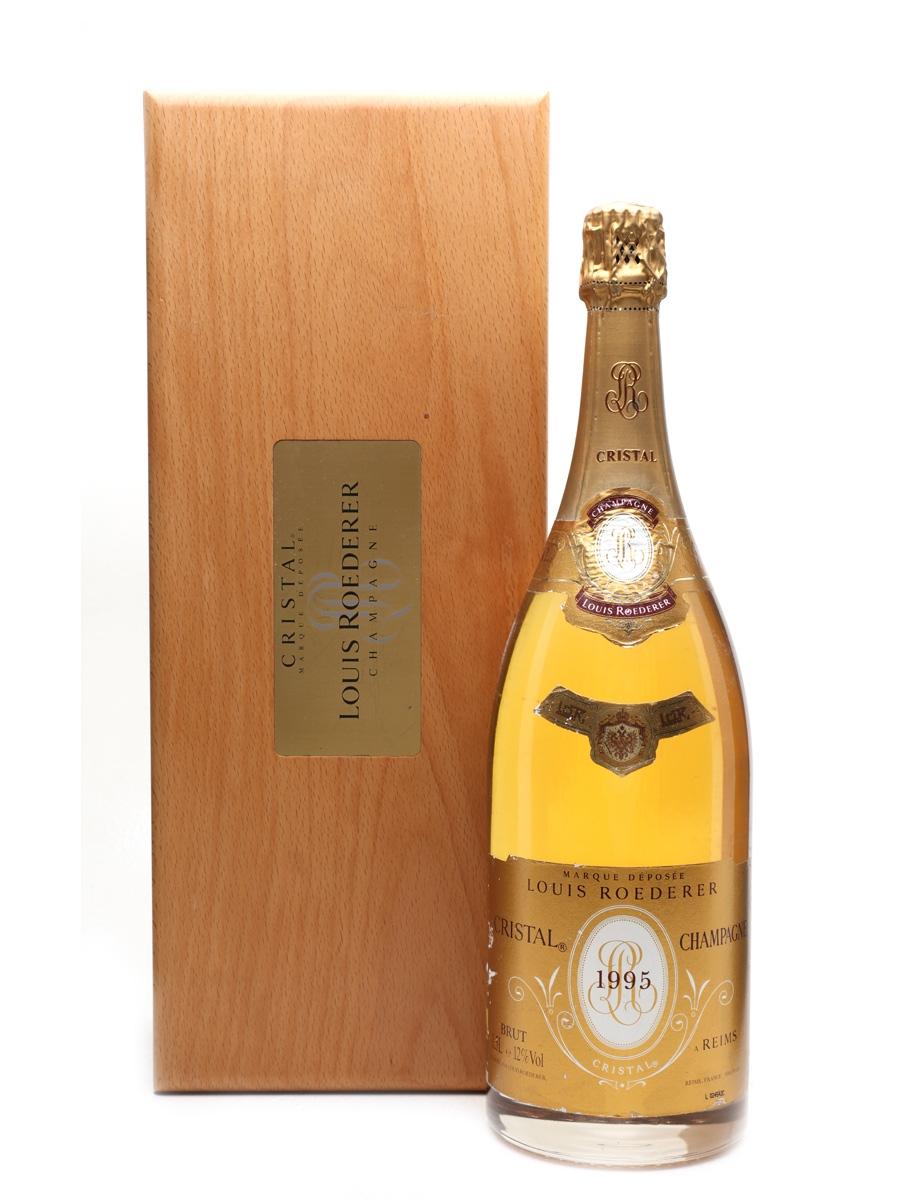 Louis Roederer Cristal 1995 Magnum 150cl / 12%