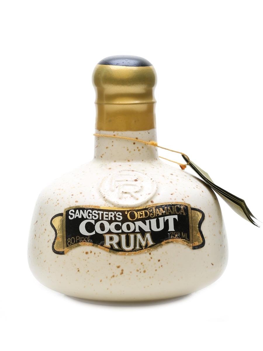 sangsters coconut rum cream