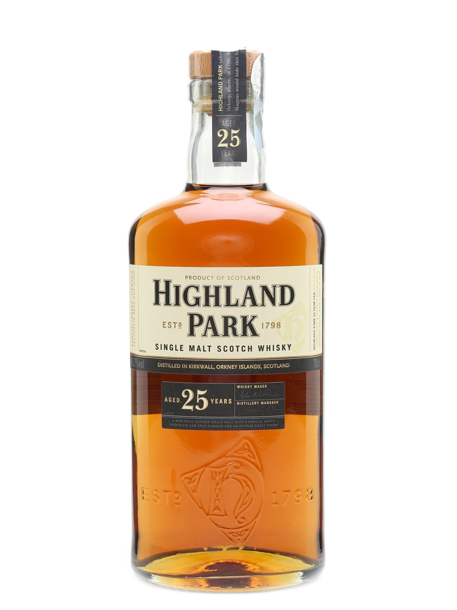 f45416767f6 Highland Park 25 Year Old - Lot 31639 - Whisky.Auction