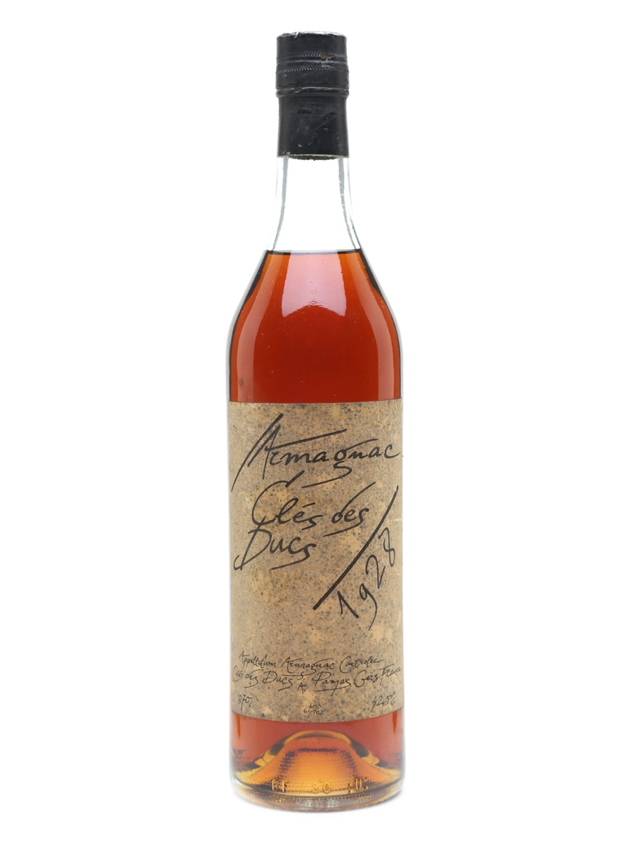 Cles Des Ducs Armagnac 1928  70cl / 42.5%