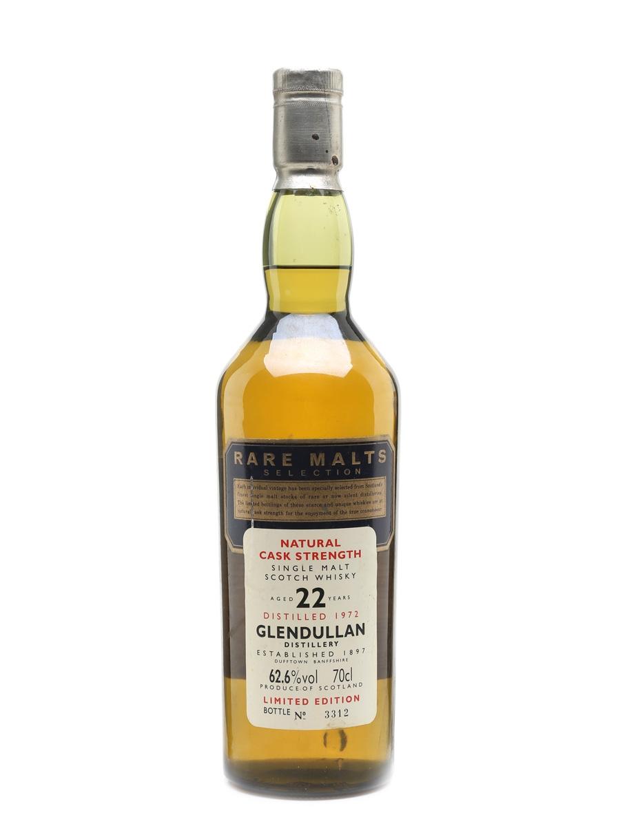 Glendullan 1972 22 Year Old Rare Malts Selection 70cl / 62.6%