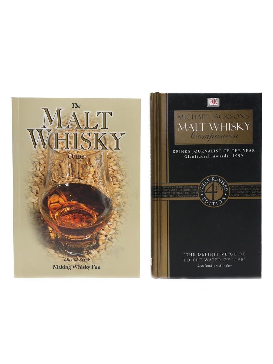 Michael Jackson's Malt Whisky Companion & The Malt Whisky Guide by David Stirk