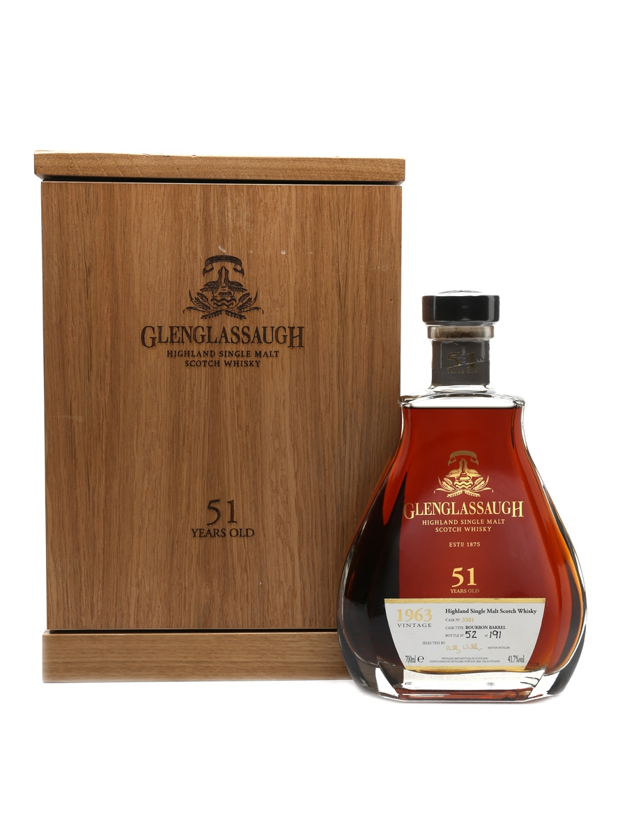 Glenglassaugh 1963 51 Year Old 70cl / 41.7%