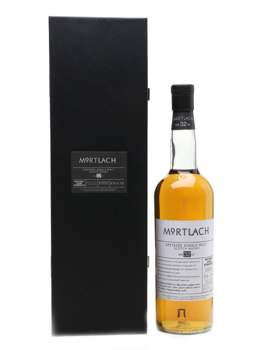 Mortlach 1971 32 Year Old 70cl / 50.1%