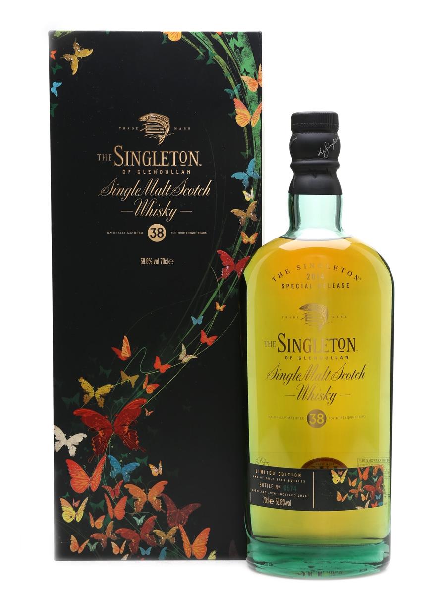Singleton Of Glendullan 1976 38 Year Old Special Release 70cl / 59.8%