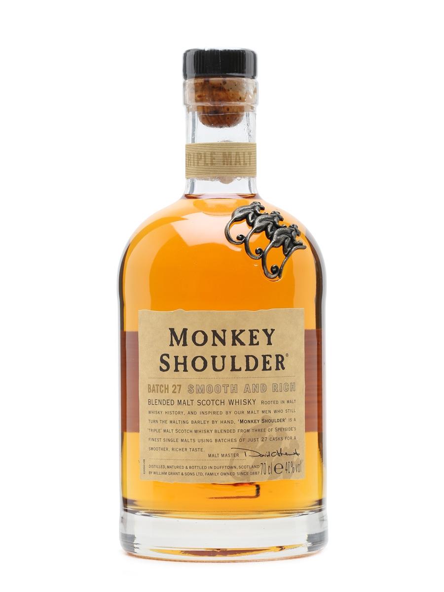 Monkey Shoulder Batch 27 70cl
