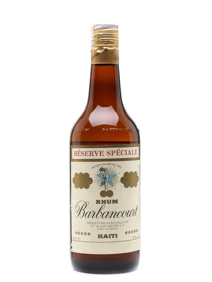 Barbancourt 5 Star Reserve Speciale Bottled 1980s 75cl / 43%