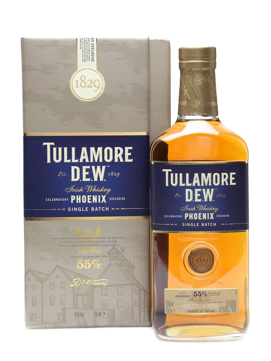 Tullamore D.E.W. Phoenix  70cl / 55%