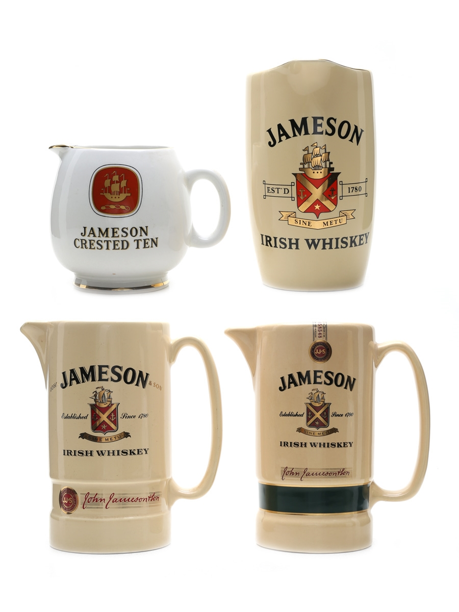 Jameson Water Jugs Medium & Large