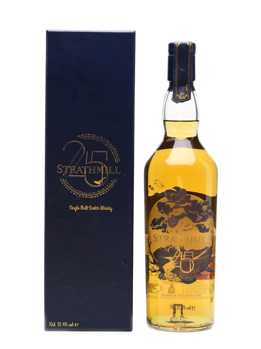 Strathmill 25 Year Old Special Releases 2014 70cl